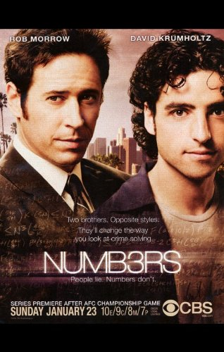 Numb3rs Season 2 putlocker