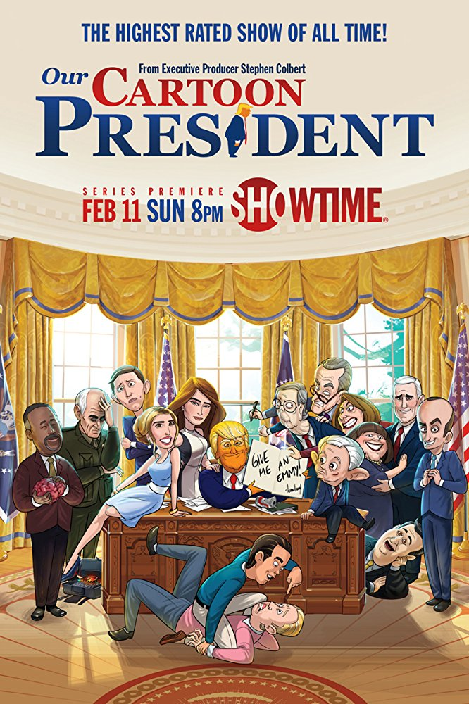 Our Cartoon President Season 1 123Movies