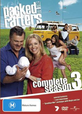 Packed to the Rafters Season 3 123Movies