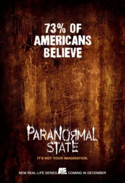 Paranormal State Season 1 123streams