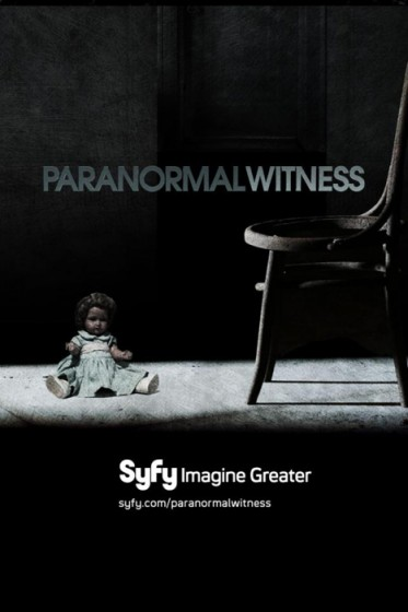Paranormal Witness Season 2 Projectfreetv