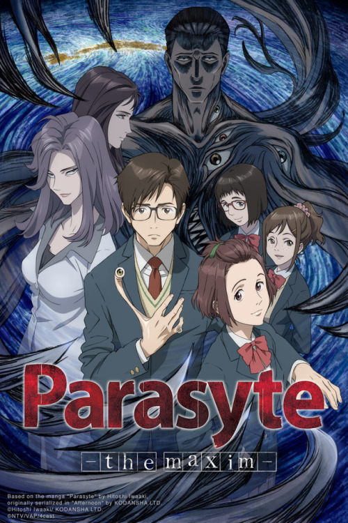 Parasyte The Maxim Season 1 funtvshow