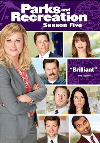 Watch Series Parks and Recreation Season 5