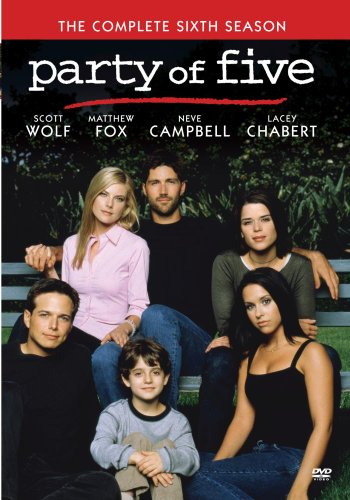 Party of Five Season 4 funtvshow