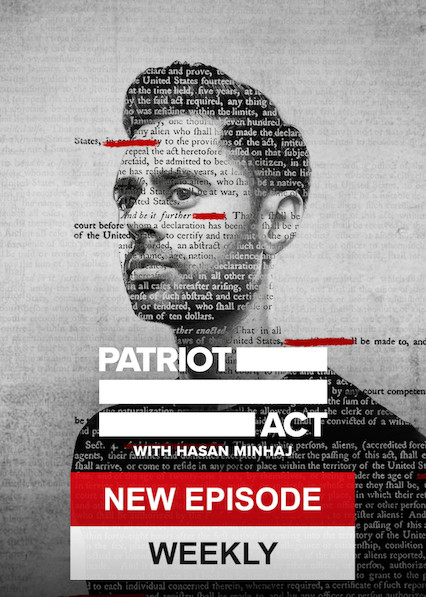 Watch Free HD Series Patriot Act with Hasan Minhaj Season 6