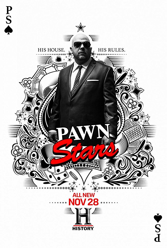 Watch Series Pawn Stars Season 1