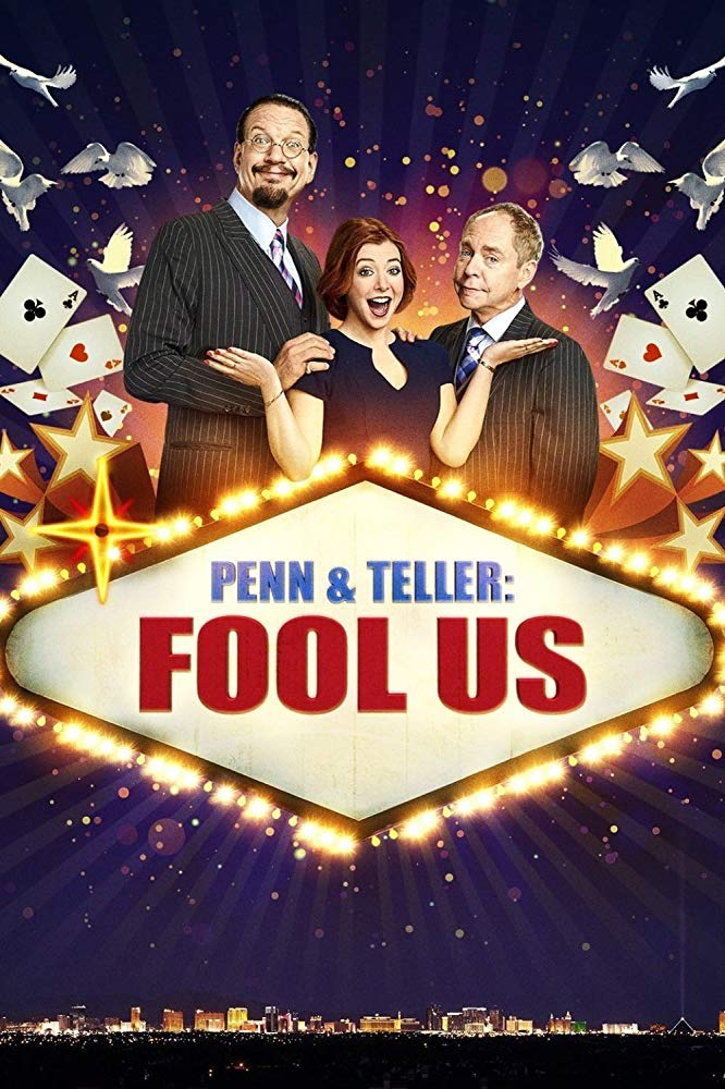 stream Penn & Teller Fool Us Season 6