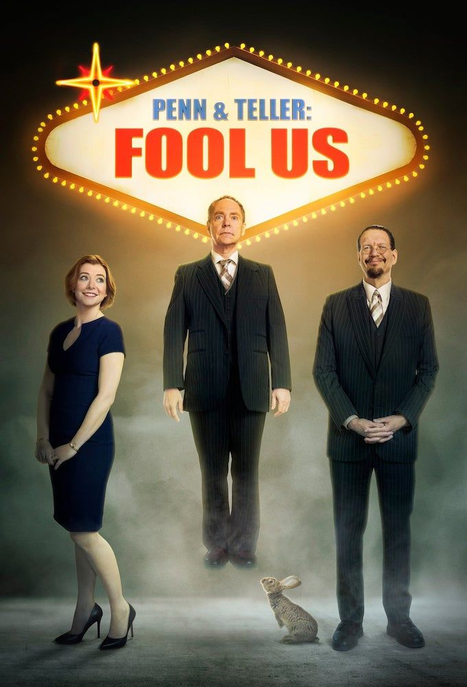 Watch Free HD Series Penn & Teller Fool Us Season 7