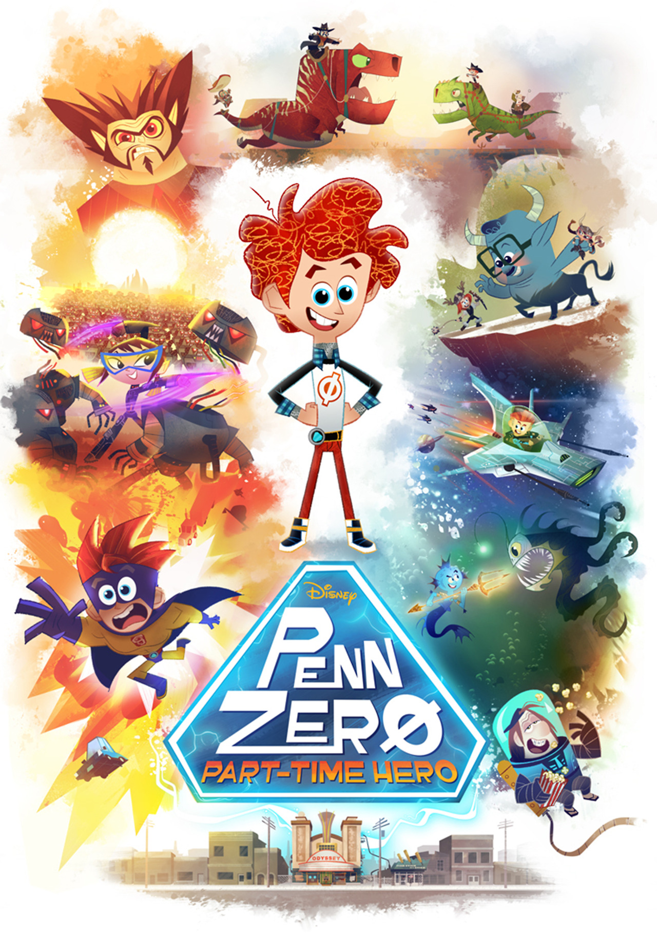 Penn Zero Part-Time Hero Season 2 123Movies