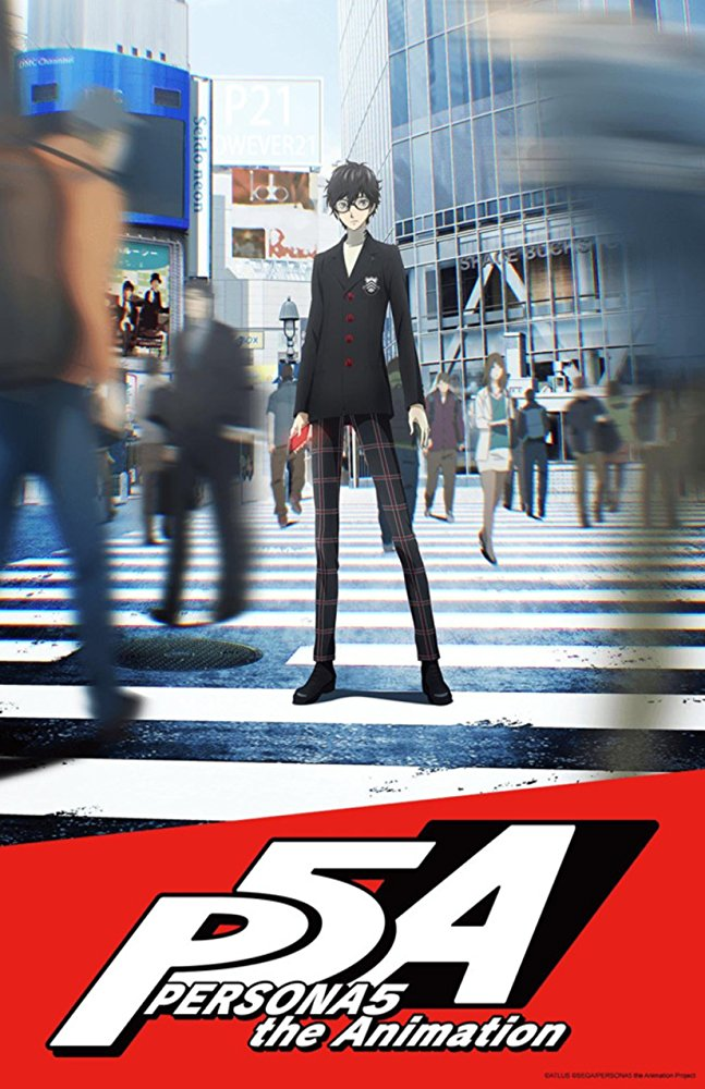PERSONA 5 the Animation Season 1 funtvshow