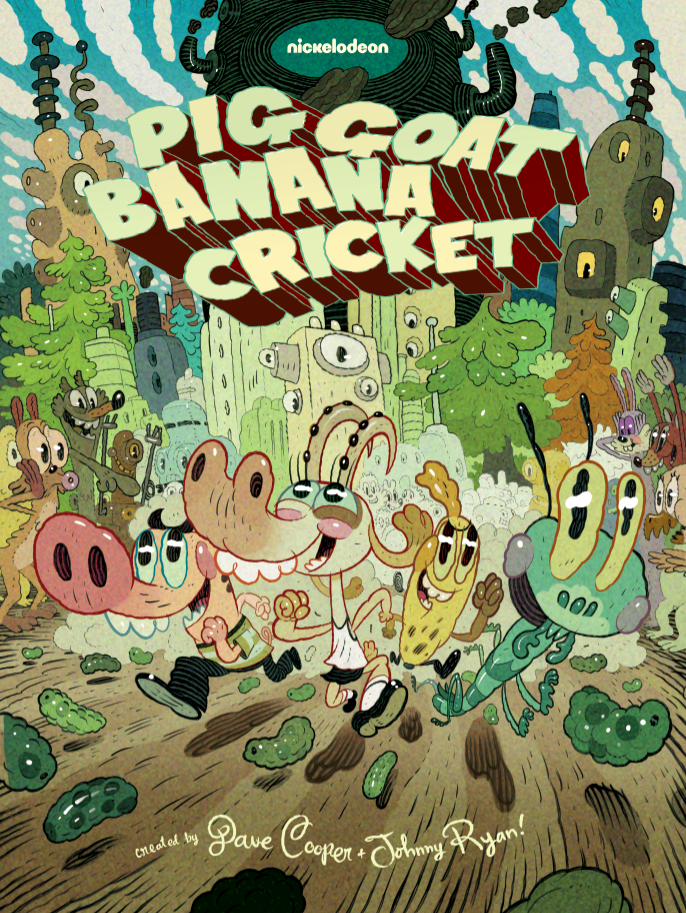 Pig Goat Banana Cricket Season 2 123movies