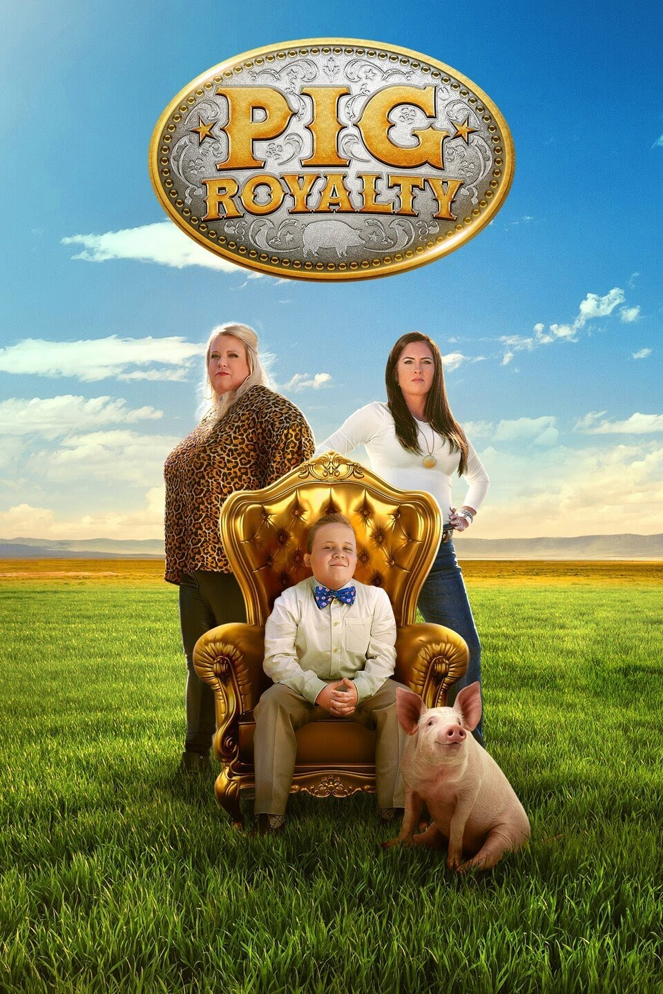 Pig Royalty Season 1 funtvshow