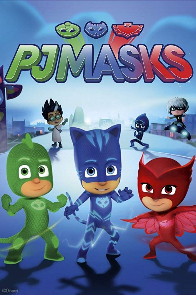 PJ Masks Season 1 123movies