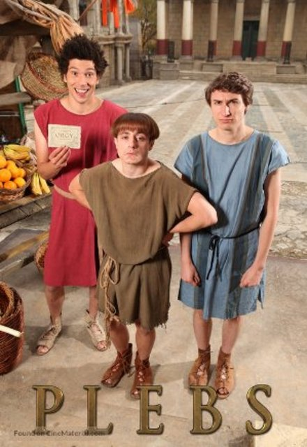 Watch Series Plebs Season 4