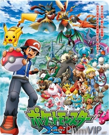 Pokemon Season 18 123Movies