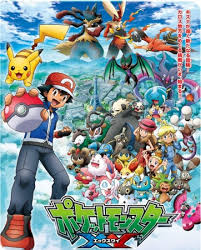 Pokemon XY Season 1 123Movies