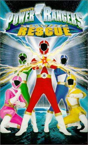 Watch Series Power Rangers Lightspeed Rescue Season 1