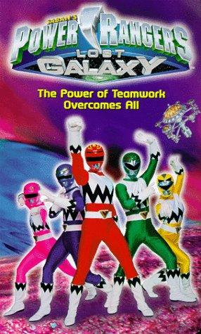 Watch Series Power Rangers Lost Galaxy Season 1