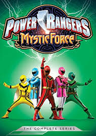 Watch Series Power Rangers Mystic Force Season 14