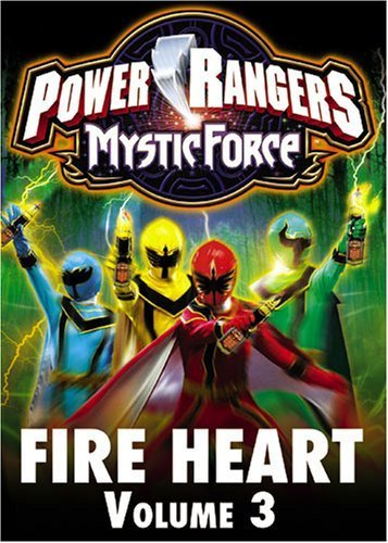 Power Rangers Mystic Force Season 1 123Movies