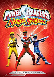 Watch Series Power Rangers Ninja Storm Season 11