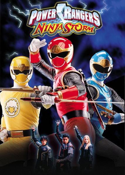 Watch Series Power Rangers Ninja Storm Season 1