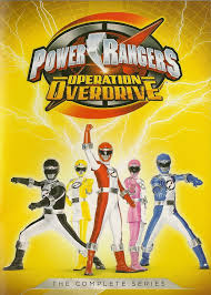 Watch Series Power Rangers Operation Overdrive Season 15