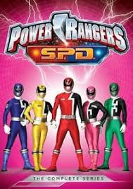 Watch Series Power Rangers SPD Season 13