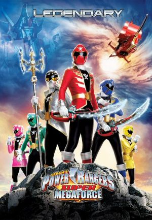 Power Rangers Super Megaforce Season 21 full episodes online