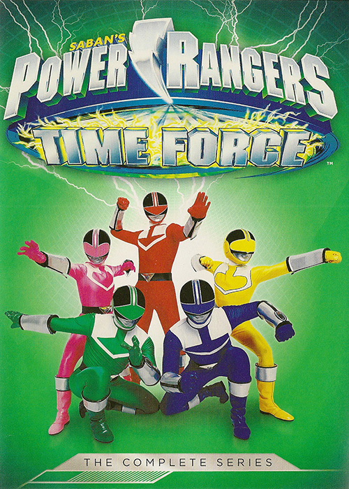 Power Rangers Time Force Season 1 123Movies