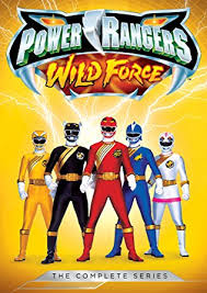Watch Series Power Rangers Wild Force Season 10