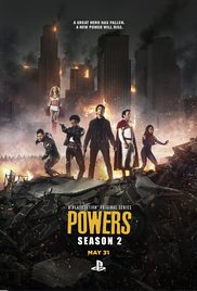 Powers Season 2 123Movies