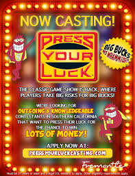 Press Your Luck (2019) Season 1 Projectfreetv