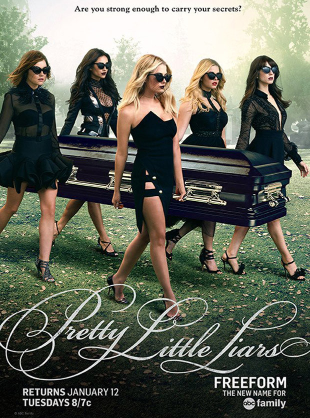 Pretty Little Liars Season 7 123Movies