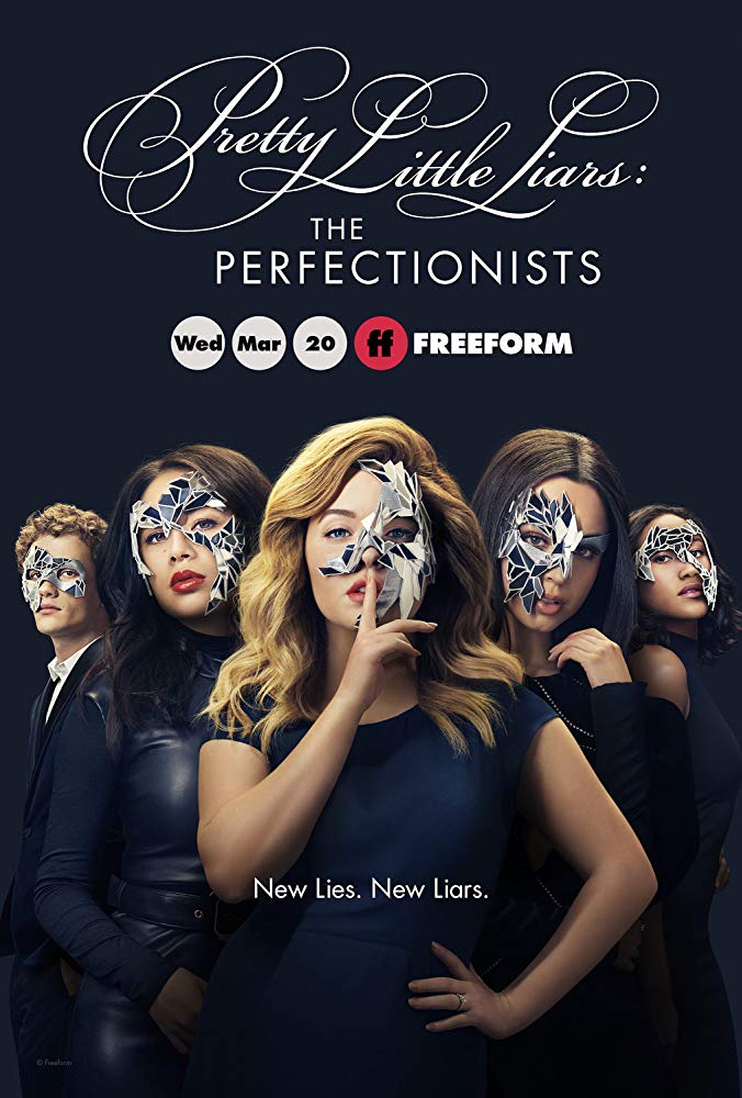 Pretty Little Liars The Perfectionists Season 1 123streams