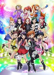 Watch Series Pretty Rhythm Dear My Future Season 1