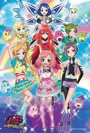 Pretty Rhythm Rainbow Live Season 1 fmovies