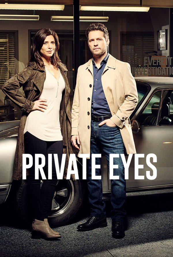 Watch Series Private Eyes Season 3