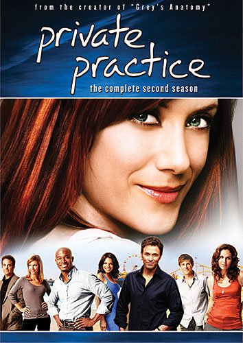 Watch Series Private Practice Season 3