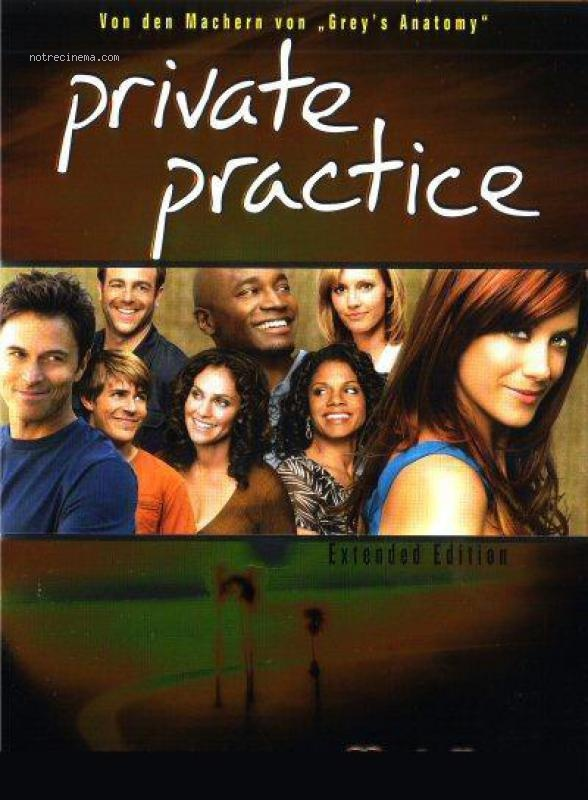 Private Practice Season 5 123Movies