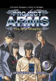 Project ARMS  Season 1 123Movies