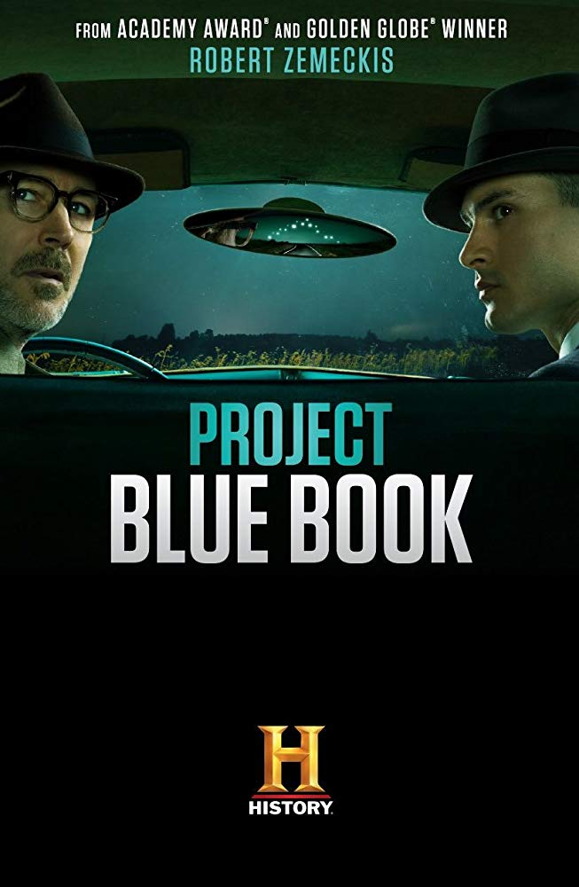 Project Blue Book Season 1 123Movies