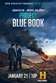 Watch Free HD Series Project Blue Book Season 2