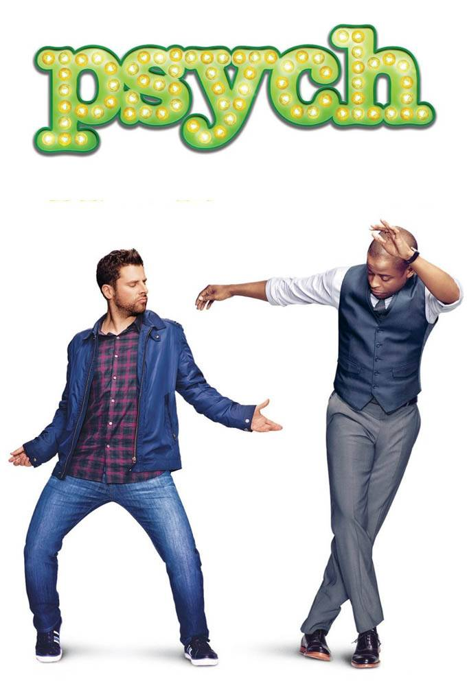 Psych Season 2 123Movies