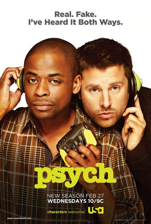 Psych Season 3 123Movies