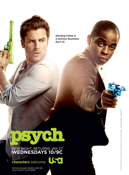 Psych Season 8 123Movies