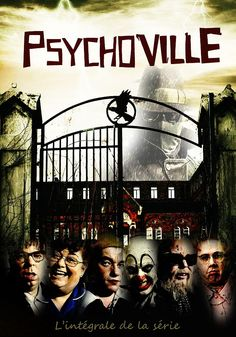 Watch Series Psychoville Season 1