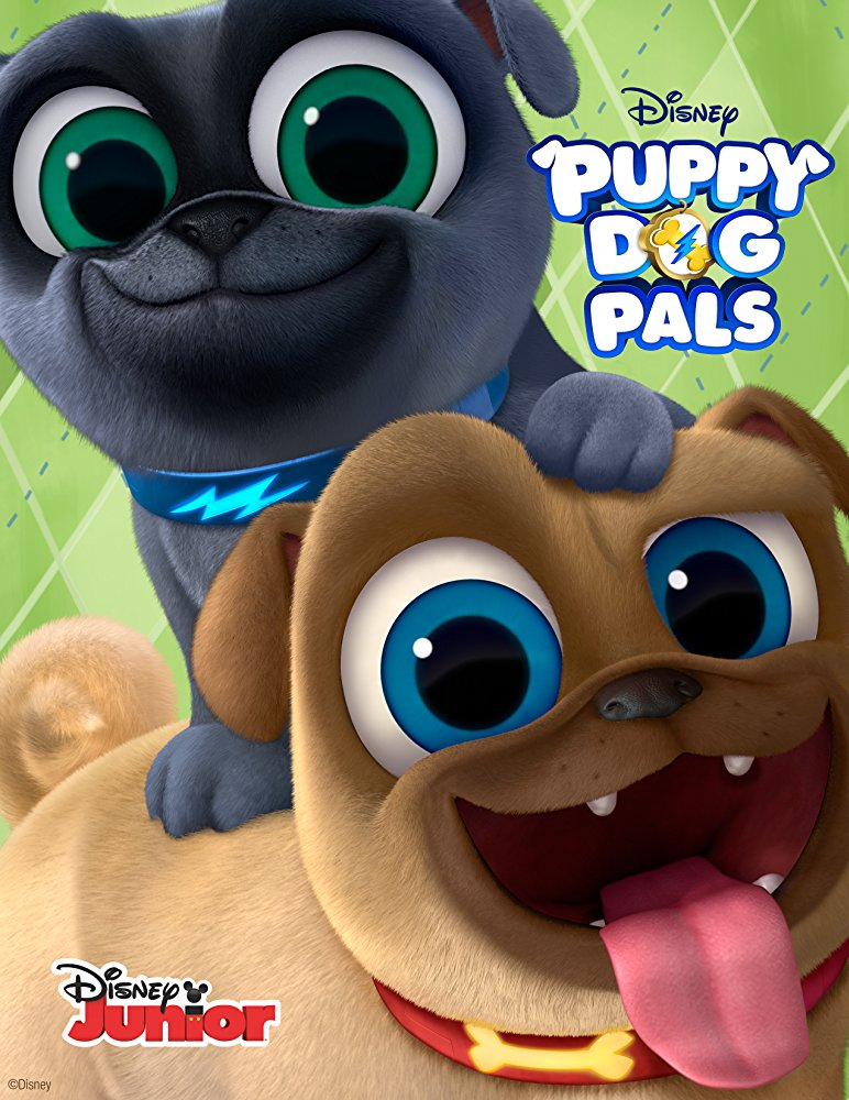 Watch Series Puppy Dog Pals Season 2