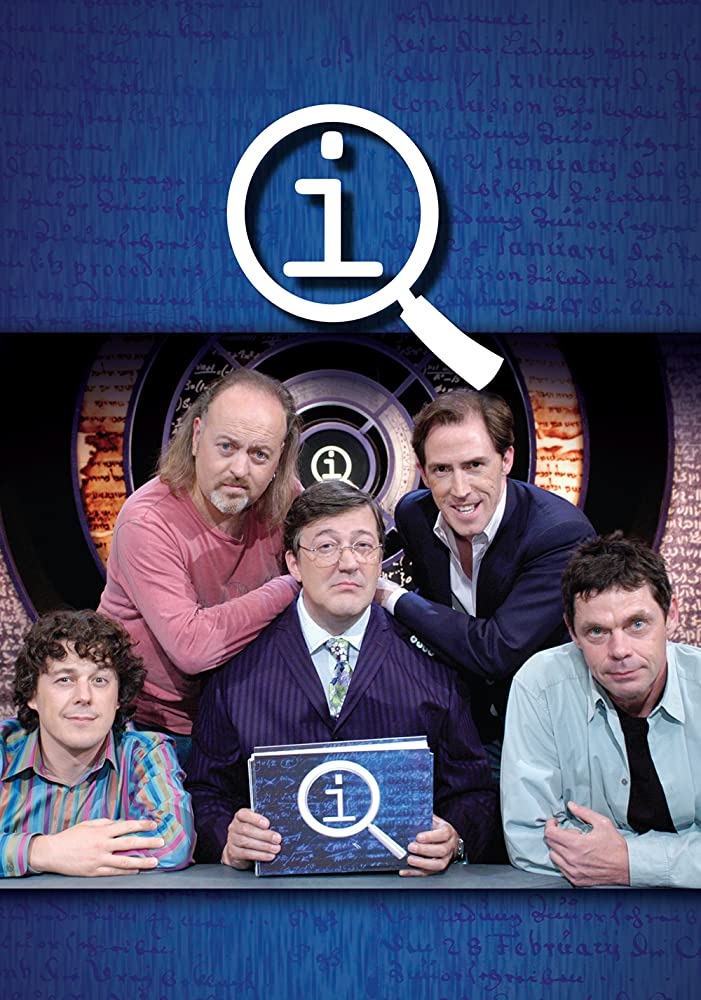 Watch Series QI XL Season 18