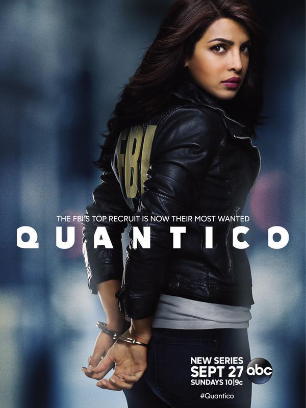 Watch Series Quantico Season 1